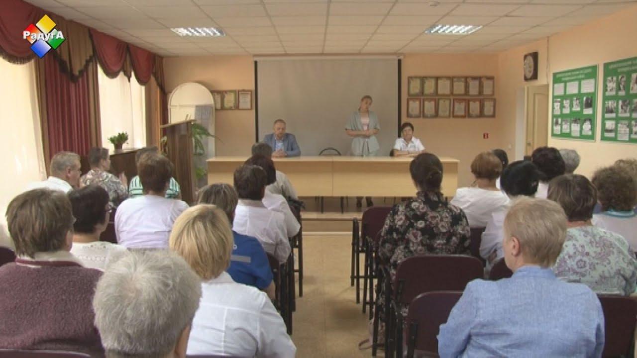 Линара Самединова пообщалась с трудовыми коллективами нашего округа