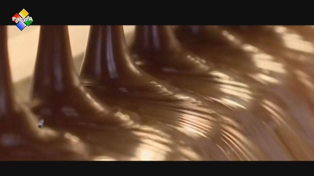 О пользе шоколадного обертывания