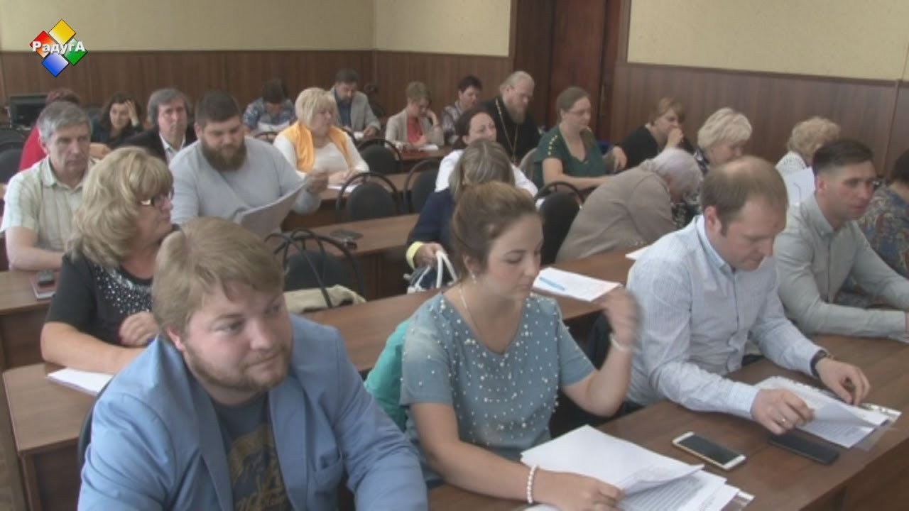 Общественная палата округа провела первое заседание в новом составе