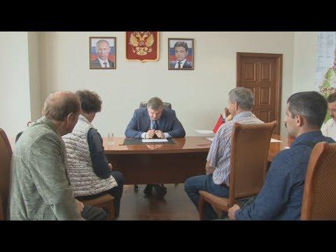 Олег Соковиков провел личный прием граждан