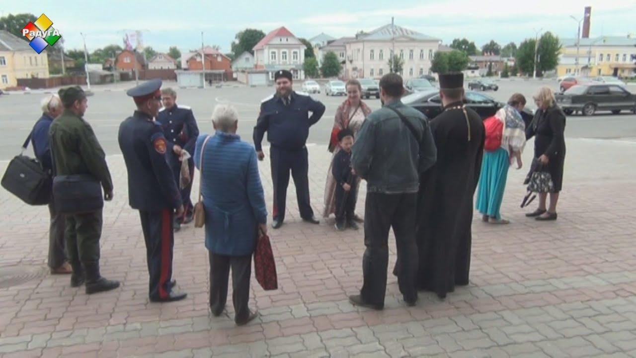 Павловопосадские казаки поклонились мощам святителя Николая Чудотворца