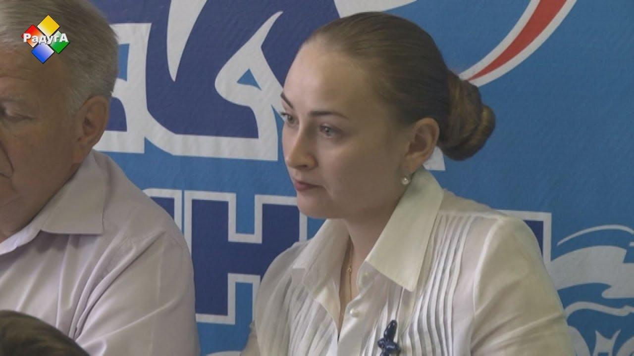 В  приемной партии «Единая Россия» прошел прием граждан