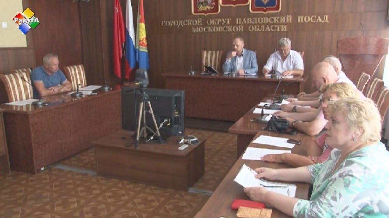Вопросы содержания кладбищ и ремонта дорог обсудили депутаты округа
