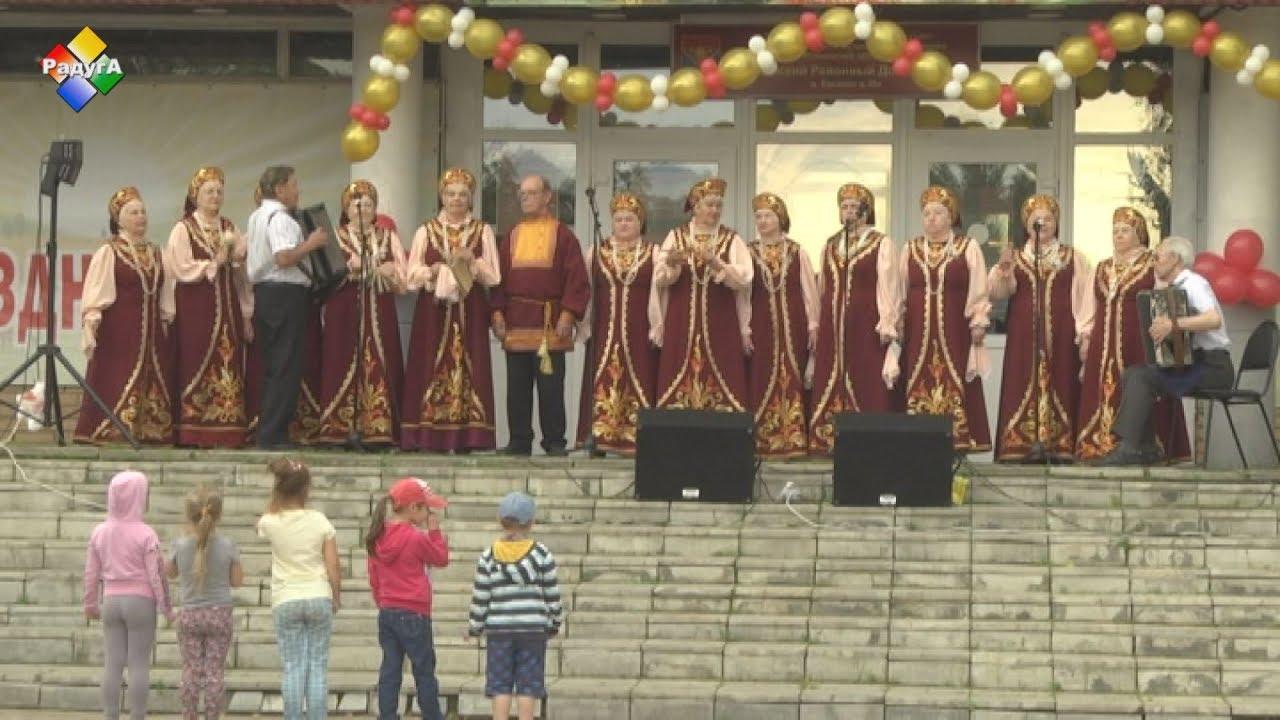 Жители Евсеево отметили День деревни