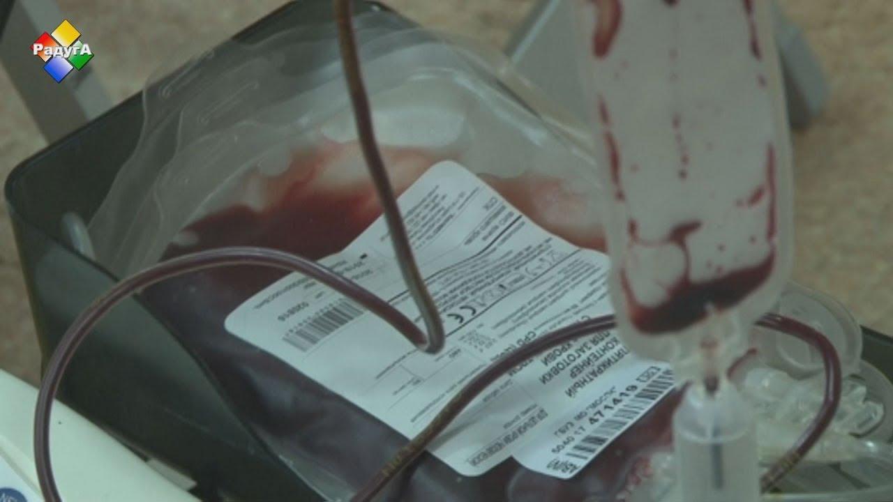 Более 10 литров крови сдали павловпосадские доноры