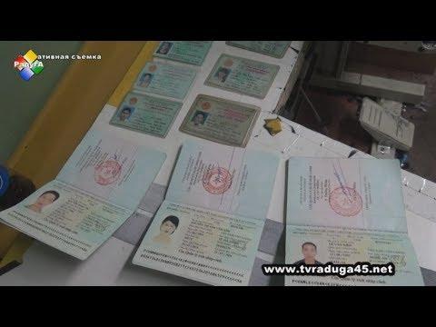 В Павловском Посаде полицейскими пресечена деятельность нелегального швейного цеха