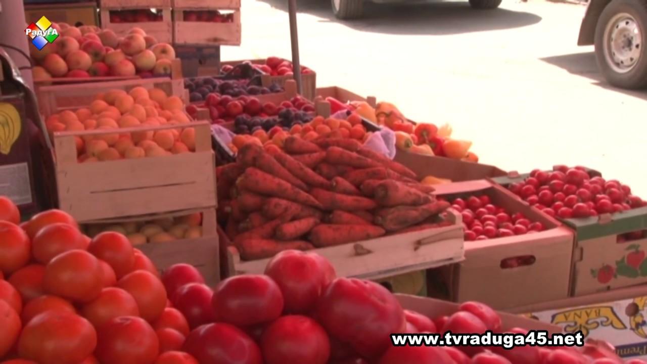В Павловском Посаде пресечена незаконная торговля плодовоовощной продукцией