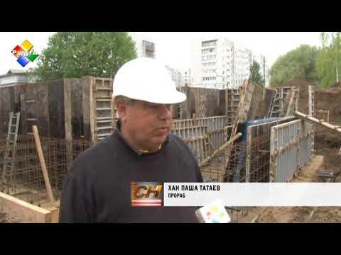 В Павловском Посаде продолжаются работы по восстановлению дома-музея Вячеслава Тихонова