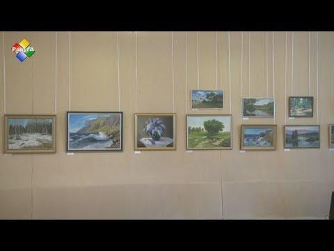 Выставка павловопосадского художника Михаила Путмина открыта в Доме Широкова