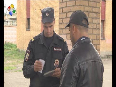 Профессиональный праздник отмечают сотрудники патрульно-постовой службы