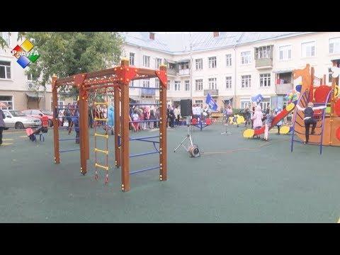 В Павловском Посаде комплексно благоустроена треть всех дворов
