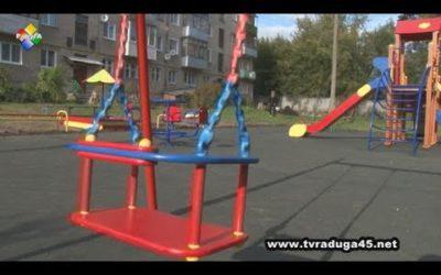 В Павловском Посаде завершаются работы по комплексному благоустройству дворов