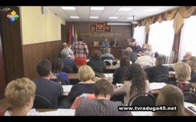 Заседание Совета депутатов округа