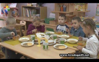 Детские сады Павловского Посада прошли проверку качества питания детей