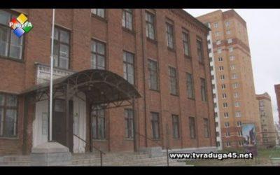 Олег Соковиков побывал в СШ №6 и Рахмановской амбулатории