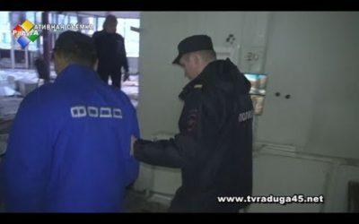 Полицейские Павловского Посада задержали нелегалов