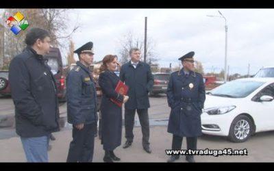 Татьяна Витушева побывала в Павловском Посаде