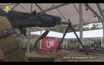 В «Гарнизоне-А» прошел финал Московских областных военно-спортивных игр