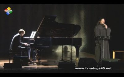 В Павловском Посаде прошел концерт победителя телепроекта «Голос»   Иеромонаха Фотия