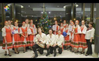 Ансамбль «Калинка» стал обладателем Гран-при Международного конкурса