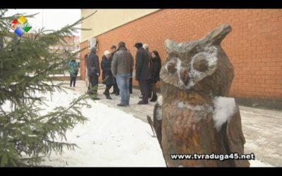 Глава округа Олег Соковиков оценил ход ремонтных работ нескольких пешеходных зон