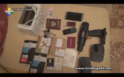 В Павловском Посаде полицейские задержали подозреваемых в совершении разбойного нападения