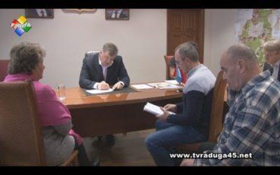 Жители Павловского Посада обратились за помощью к руководителю округа