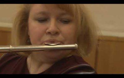 Звуки духовых инструментов Детской музыкальной школы