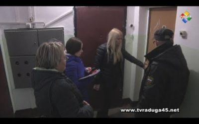 В Павловском Посаде судебные приставы прошлись по должникам за ЖКУ