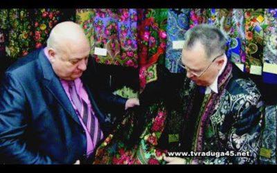 Владимир Стулов: «Павловопосадский платок – огромная часть моей жизни»