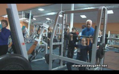 Фитнес-клуб «Бумеранг» помогает детям-инвалидам