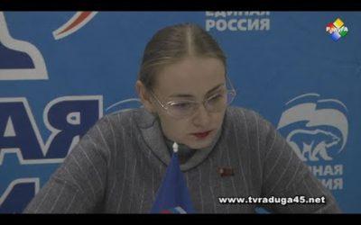 Линара Самединова провела прием населения в Павловском Посаде