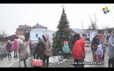 Рождественская елка в Казанском храме