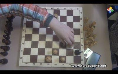 Шах и мат поставили соперникам участники новогоднего турнира