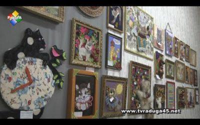 Более 200 декоративных котов и кошек создали творческие павловопосадцы