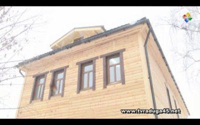 Олег Соковиков проверил ход строительства будущего дома-музея