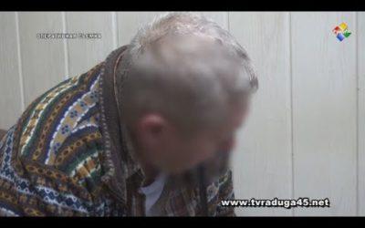 Павлово-Посадские полицейские задержали поджигателя