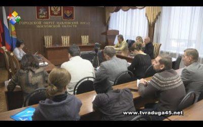 Павловский Посад готовится к II кинофестивалю «17 мгновений»