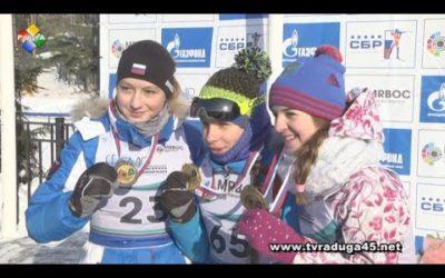В Химках прошли соревнования на Кубок Федерации биатлона Московской области
