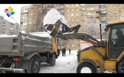 В Павловском Посаде выпало рекордное количество осадков
