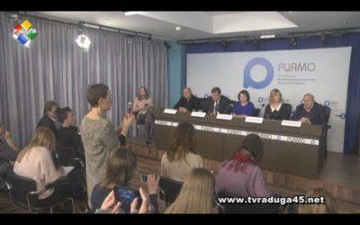 В РИАМО прошла пресс-конференция, посвященная кинофестивалю «17 мгновений…»