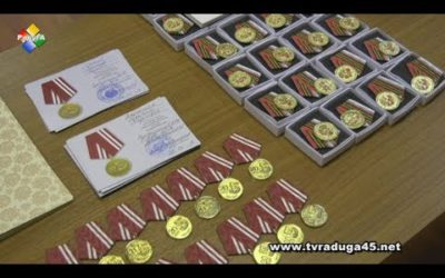 Ветеранов вооруженных сил поздравили с Днем защитника Отечества