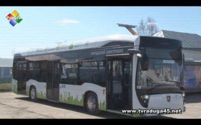 Электробус выйдет на маршрут в Павловской Посаде
