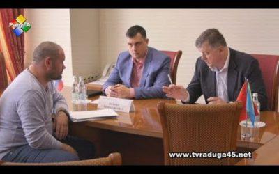 Олег Соковиков провел личный прием населения