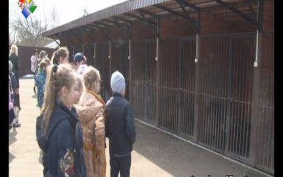 Павловопосадские школьники побывали в гостях у кинологов