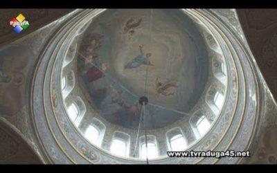 110 лет отметил храм Вознесения Господня на Городке