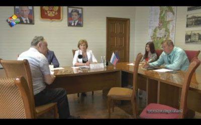 Ольга Печникова провела прием населения