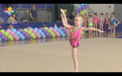 Турнир по художественной гимнастике «Весенняя грация» в Павловском Посаде