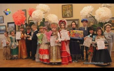 В Доме Широкова выбрали «Посадскую красу-2018»