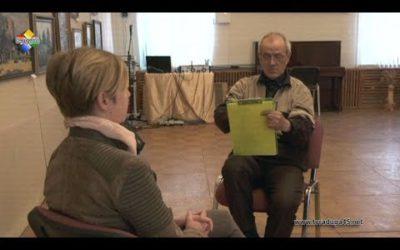 Владимир Самодеев: «Жизнь в искусстве, как «рваный бег»